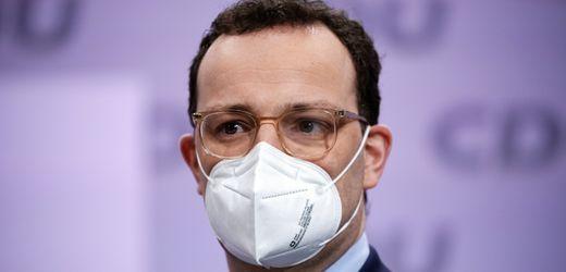 Jens Spahn bedauert irritierende Laschet-Werbung auf Parteitag