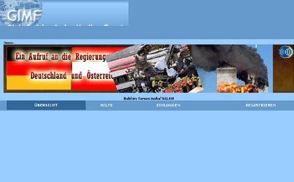 """Video-Ankündigung der GIMF: """"Die deutschen Soldaten besetzen immer noch Afghanistan"""""""