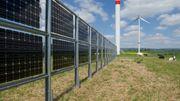 Neue Solarmodule erzeugen auf beiden Seiten Strom