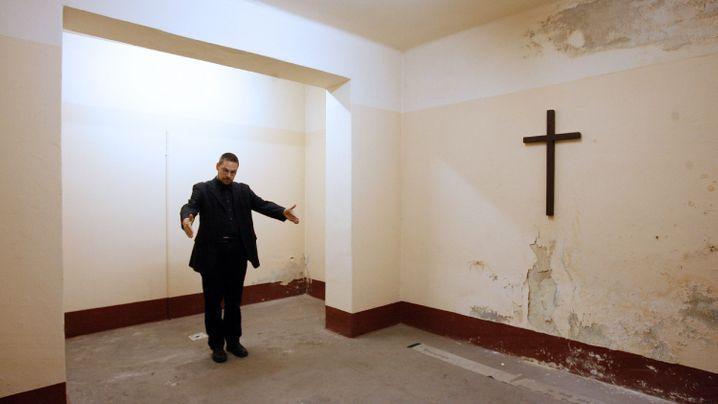 DDR-Justiz: Moralische Überlegenheit und heimliche Hinrichtungen