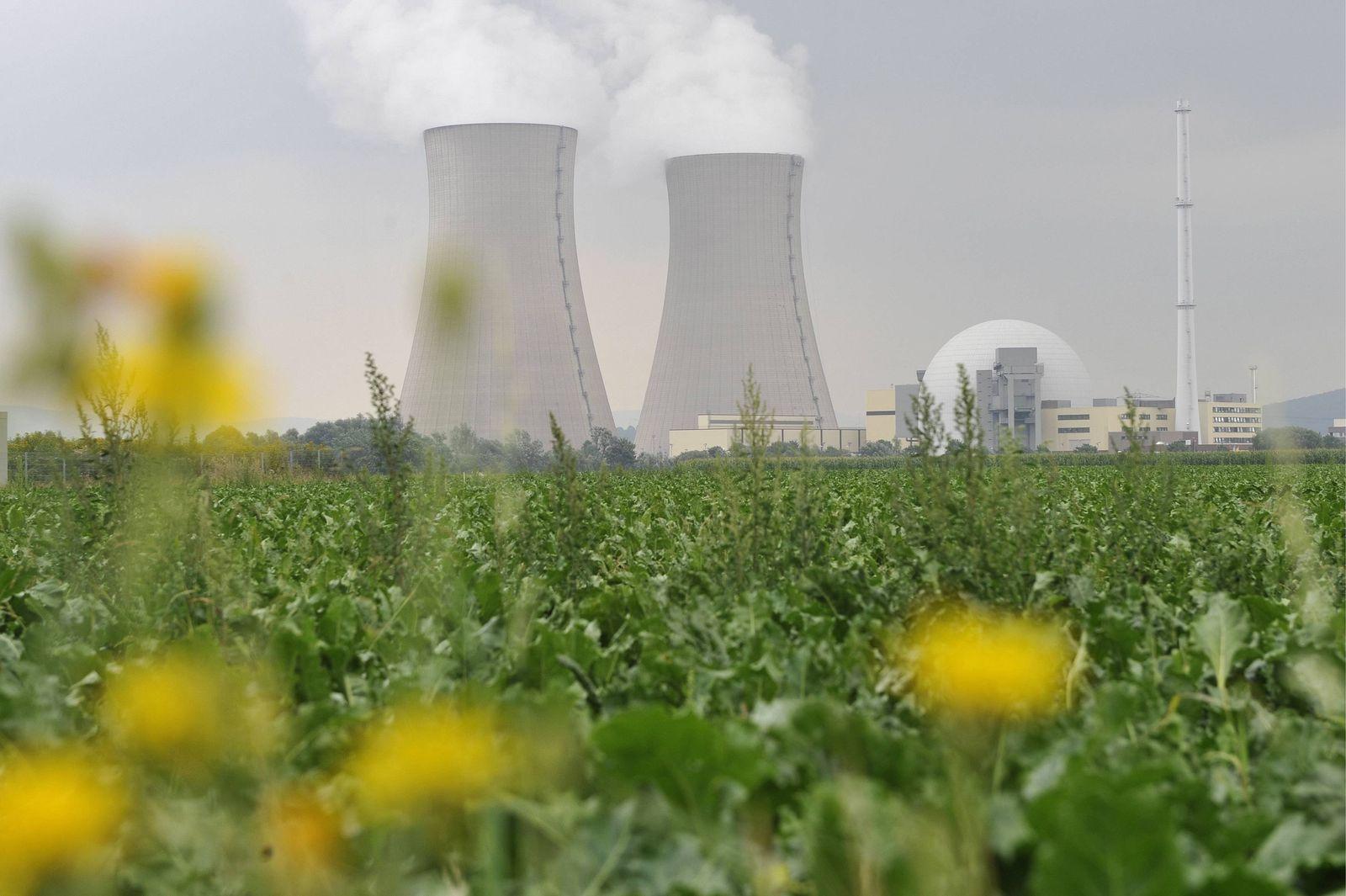 NICHT VERWENDEN Atomkraftwerk Grohnde