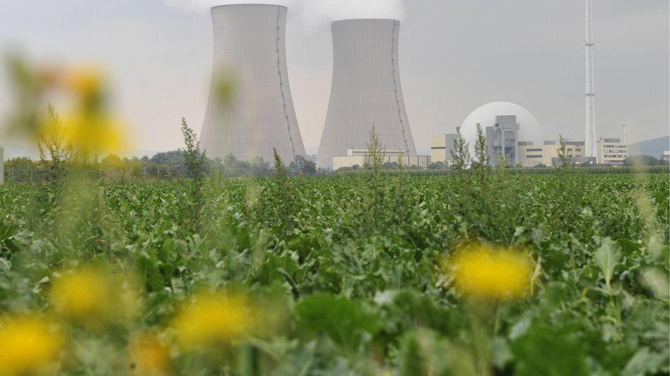 Atomkraftwerk Grohnde: Das Zerren um längere Laufzeiten hat begonnen