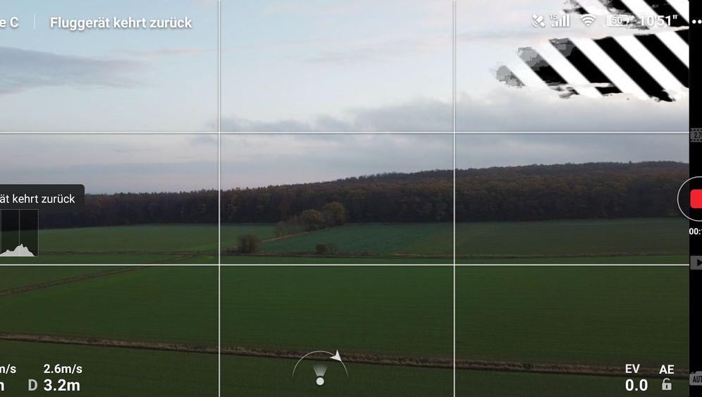 Drohne für Anfänger: Die DJI Mavic Mini im Test