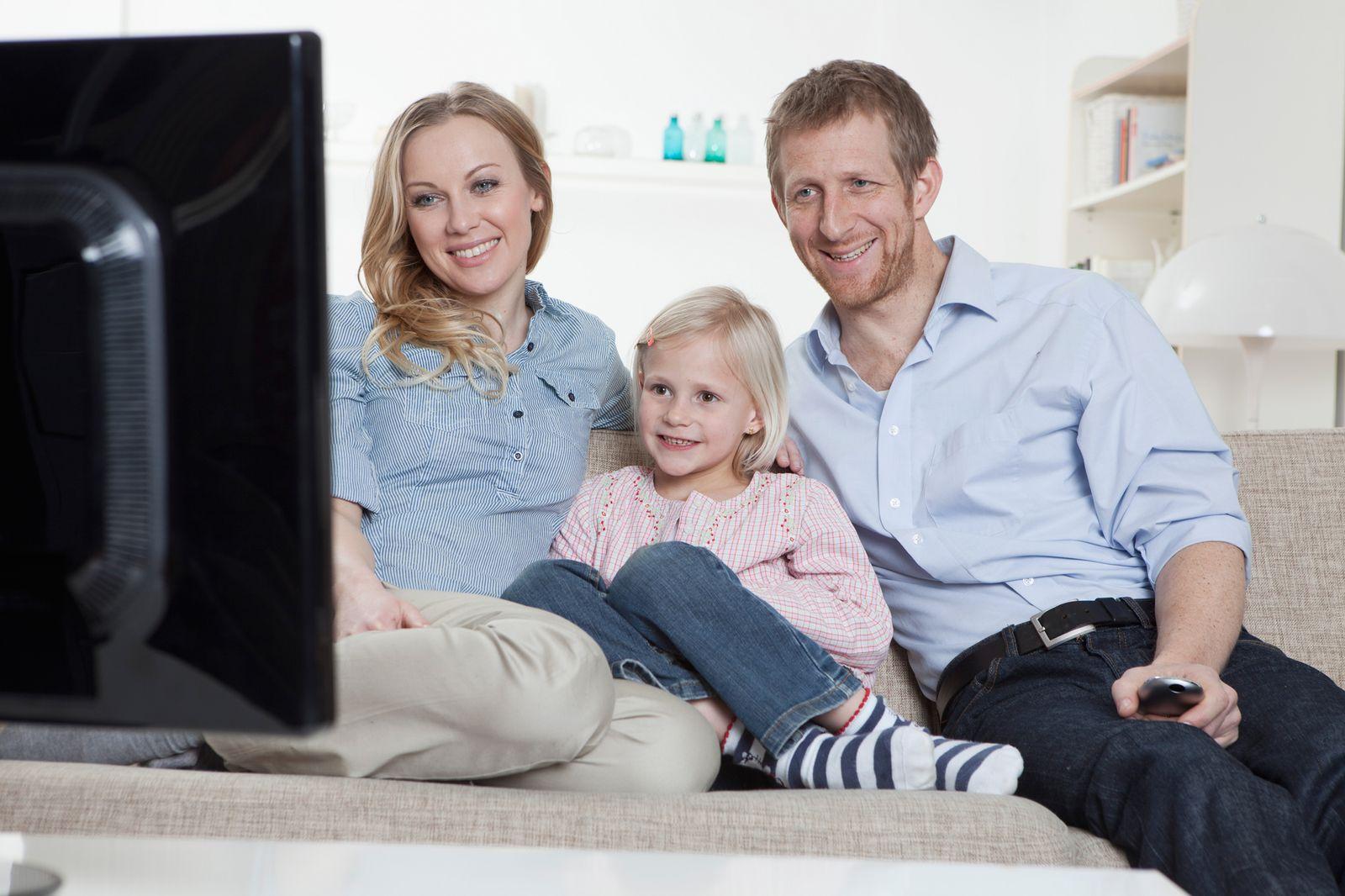 NICHT MEHR VERWENDEN! - Wissenschaft/ Familie/ Fernsehen