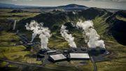 Forscherteam macht Kohlendioxid zu Stein