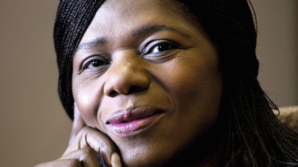 Ombudsfrau Madonsela: »Hungrige Menschen sind wütende Menschen«