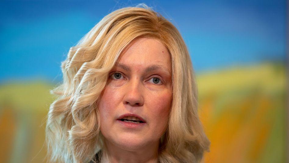 Ministerpräsidentin von Mecklenburg-Vorpommern: Manuela Schwesig