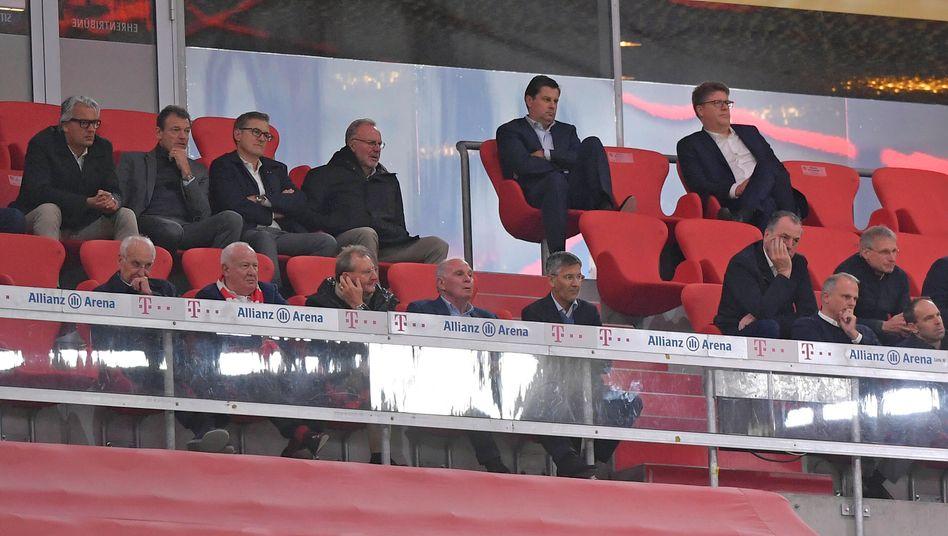 Die Bayern-Granden rückten zusammen - zu sehr, findet die Ministerin