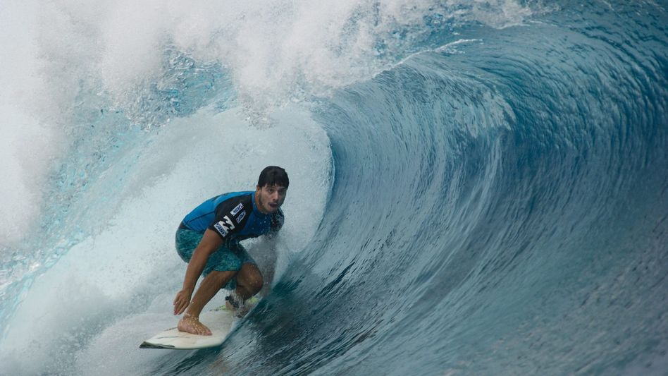 Surfprofi Dos Santos: Erschossen vor der eigenen Haustür