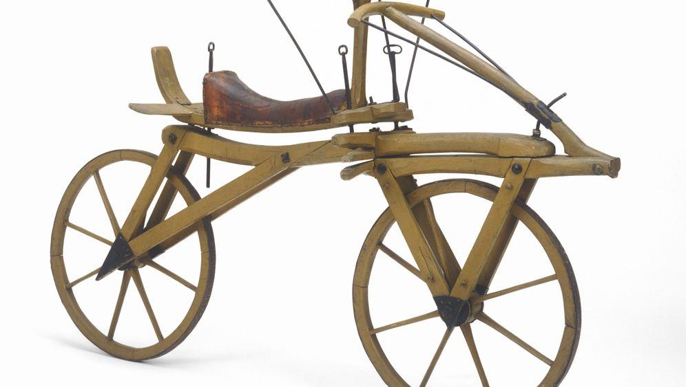 Karl Drais: 200 Jahre auf zwei Rädern