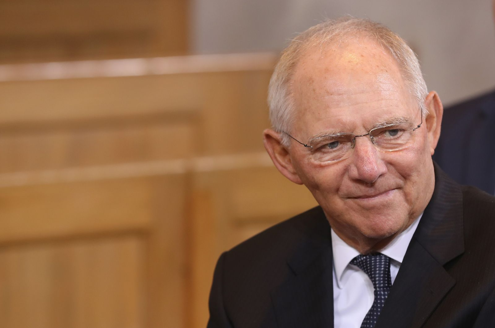 Tag der Deuteschen Einheit/ Dresden/ / Schäuble