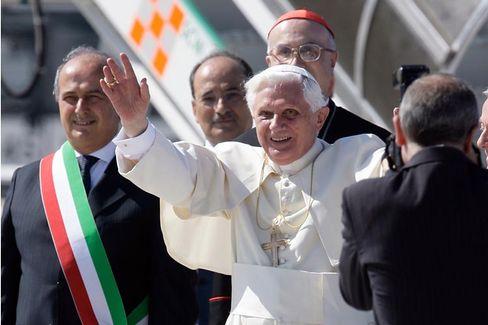 Papst Benedikt XVI.: Organspender aus Überzeugung
