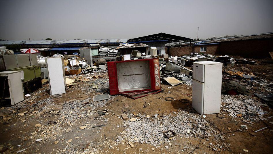 Elektromüll in China (Archivfoto)