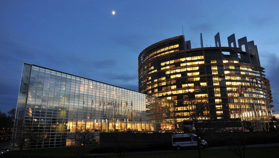 EU-Parlament in Straßburg: Manche Lobbyisten sollen draußen bleiben
