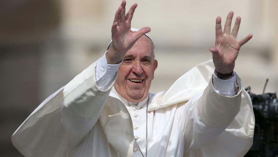 Papst Franziskus bevorzugt offenbar Dessertwein, Vin Santo