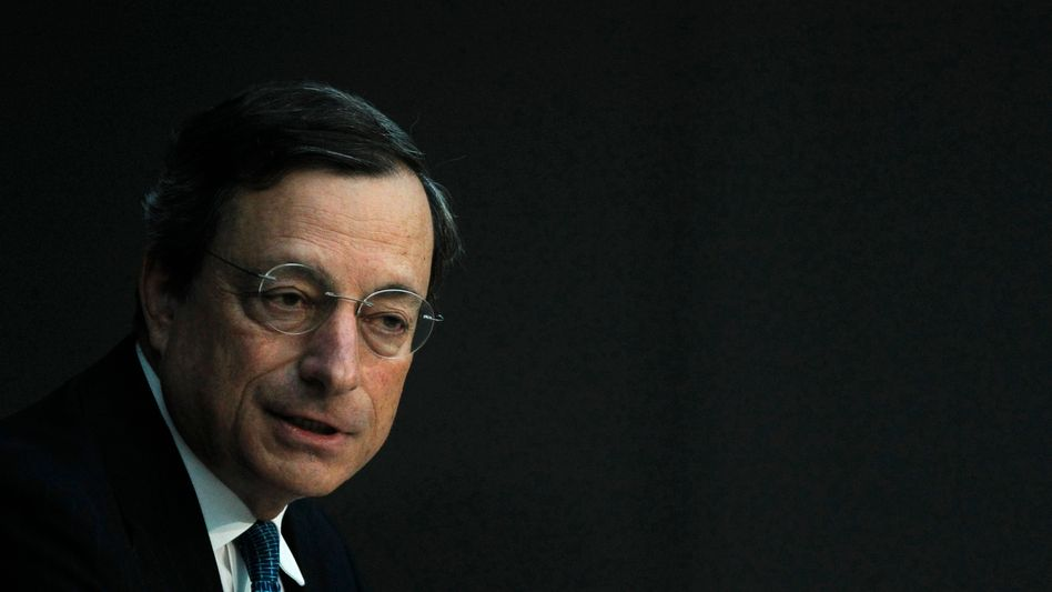 European Central Bank President Mario Draghi: What's more dangerous for Europe? A lasting fall in prices or inflation?