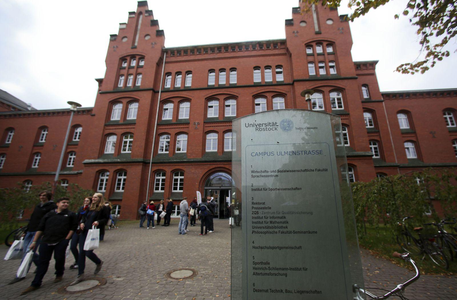 Uni Rostock / Campus