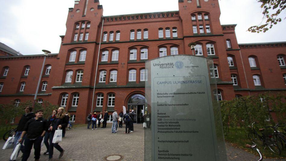Uni Rostock (Archivbild)
