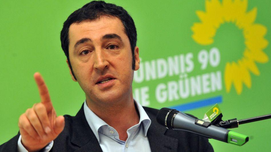 """Parteichef Cem Özdemir: """"Nicht um jeden Preis regieren"""""""