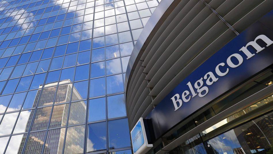 """Belgacom-Hauptquartier in Brüssel: """"Unbekannte, dunkle Insider-Netzwerke"""""""