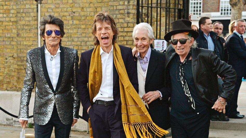 Die Rolling Stones 2016 in London