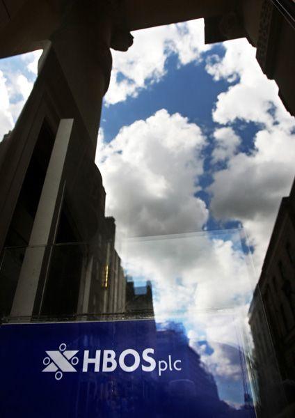 HBOS-Zentrale in Edinburgh: Spekulationen um neue Übernahme-Kandidaten