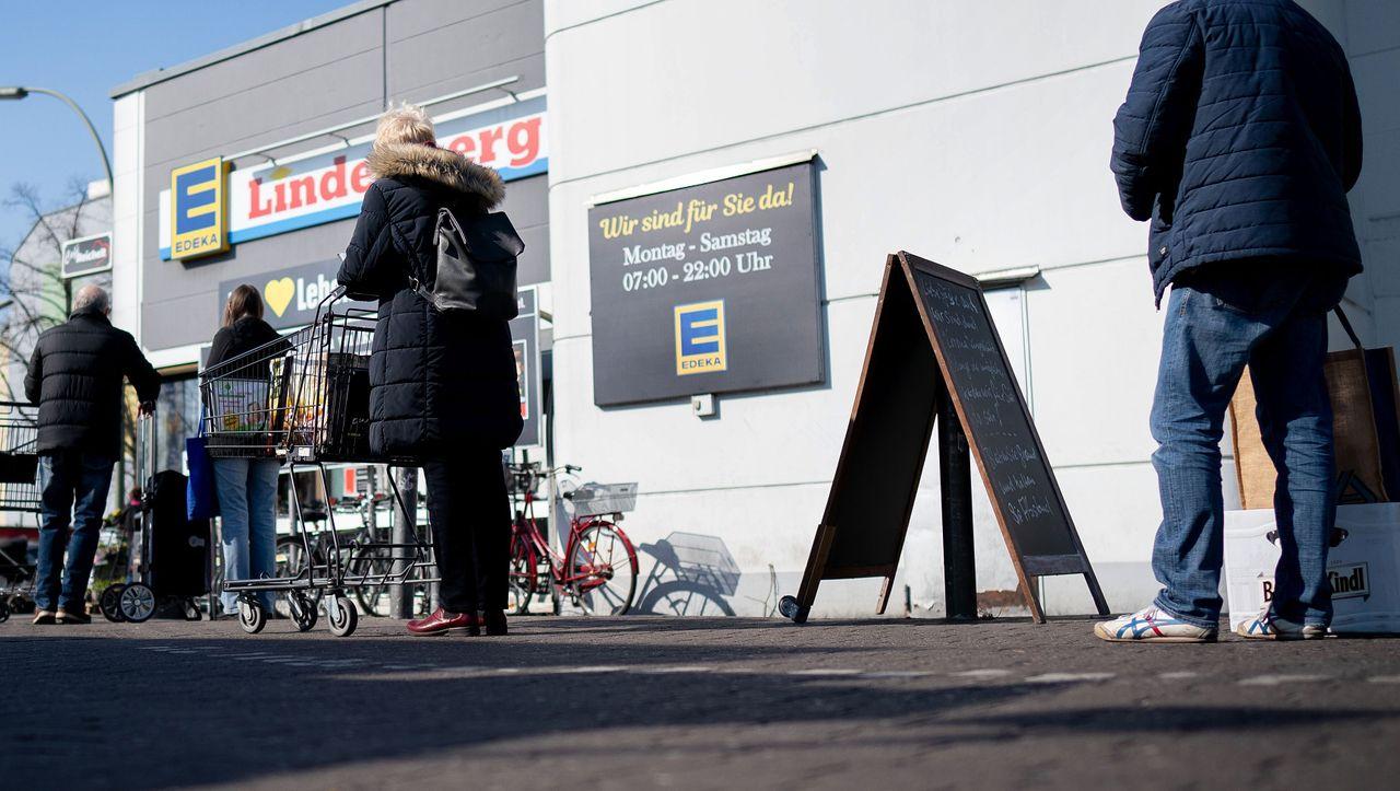 Ostern: Lebensmittelhändler warnen vor Stau vor den Märkten - DER SPIEGEL - Wirtschaft