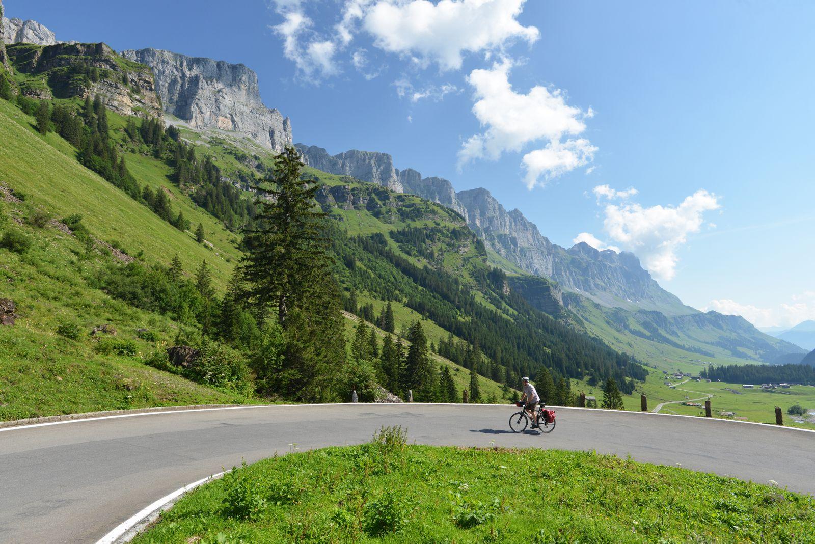 Alpenpanorama Route Nr. 4