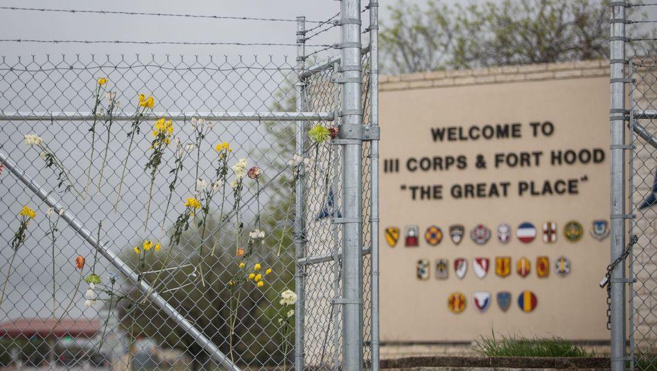 Zaun an der Militärbasis Fort Hood: Suche nach dem Motiv für die Schießerei