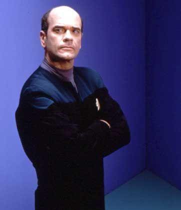 """Noch Science-Fiction: Holografischer Doktor in der Serie """"Star Trek"""""""