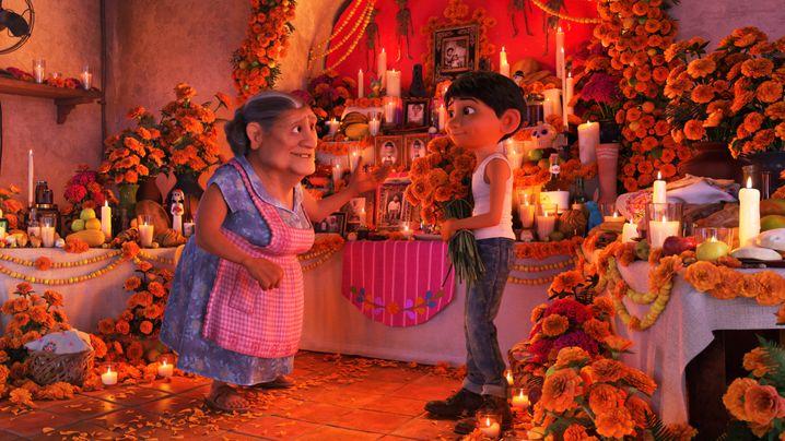 """Coco"": Die Familie zählt"