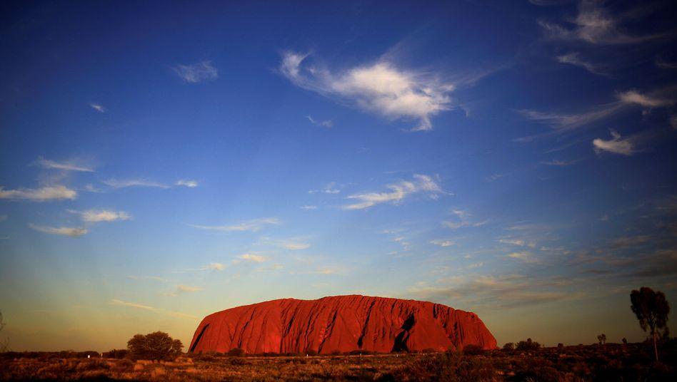 Australiens Top-Attraktion: Uluru wird für Kletterer geschlossen