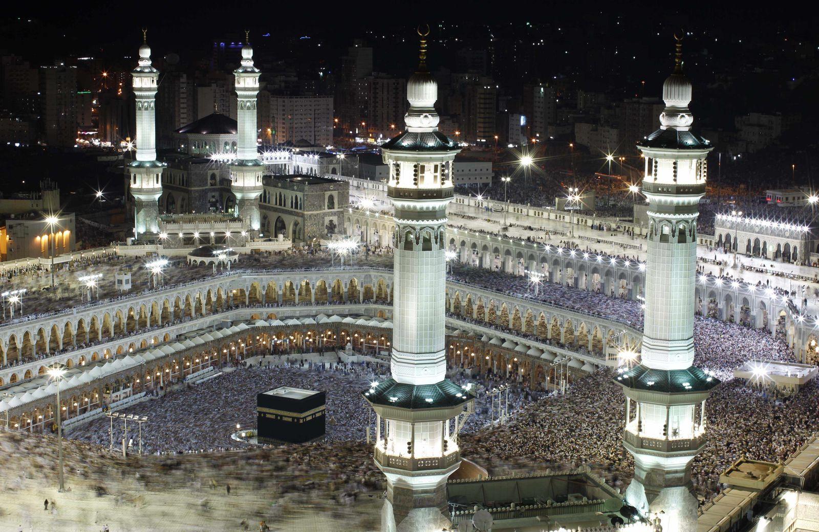 Muslime / Mekka