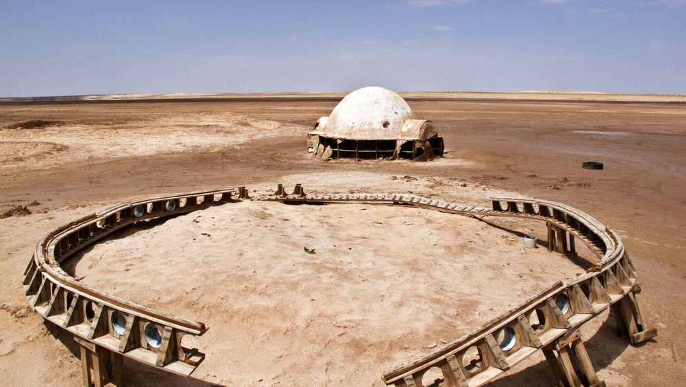 Science Fiction in der Wüste: Tatooine, Tunesien