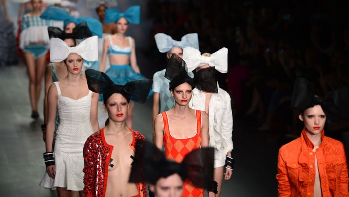 Fashion Week London: Der Dackelblick