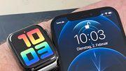 Apple erleichtert (manchen) Maskenträgern das Entsperren ihres iPhones