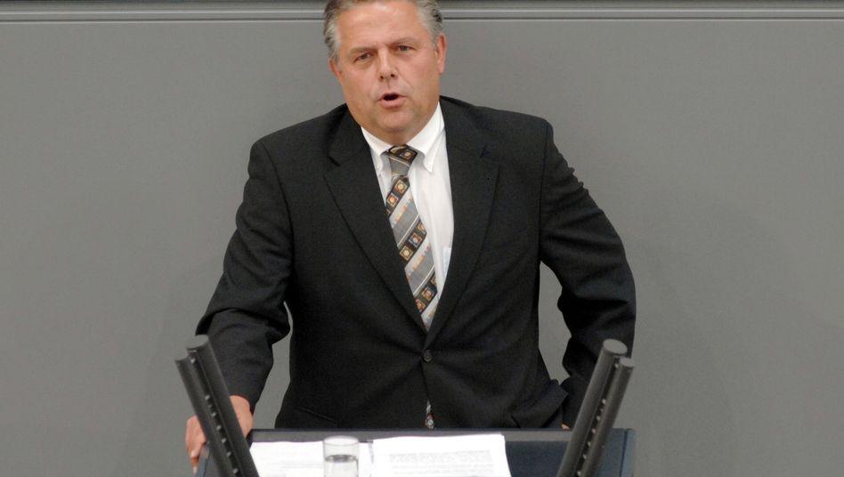 """CDU-Politiker Willsch (Archivbild): """"Die FDP ist verschwunden"""""""