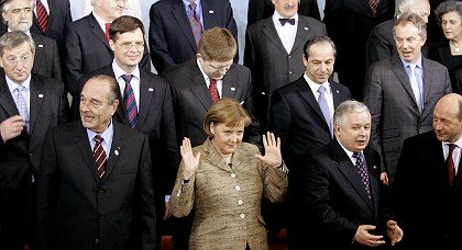 German Chancellor Angela Merkel seemed out of her league at the beginning of the EU summit in Brussels last week. Turned out, she wasn't.