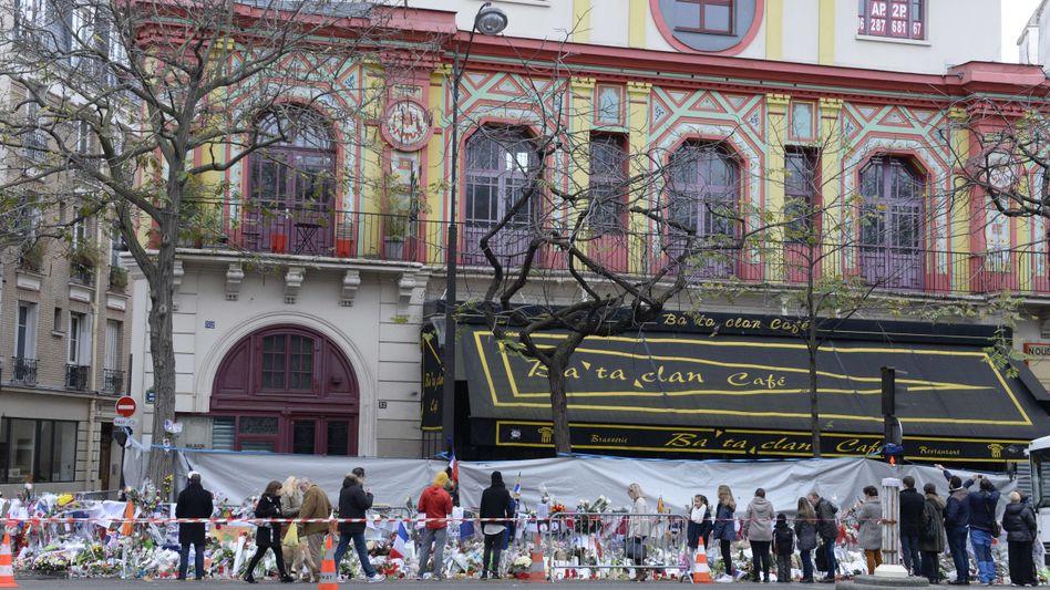 Bataclan-Konzerthalle in Paris