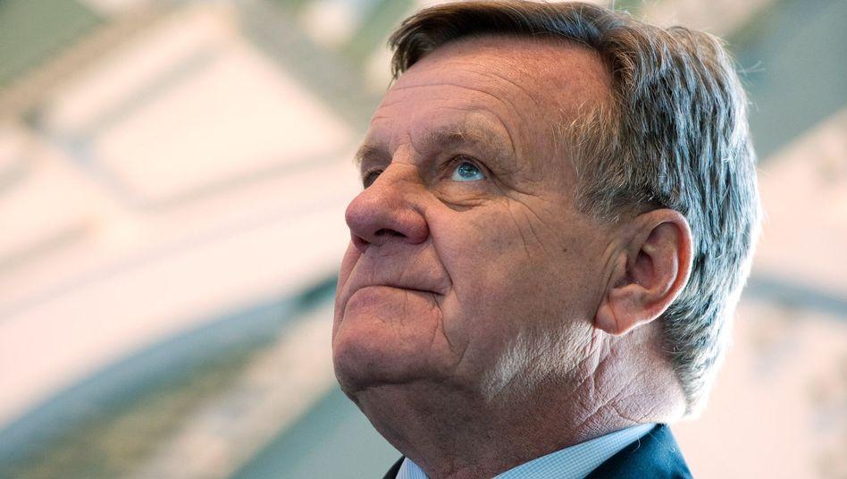 Hartmut Mehdorn: Ein Aufsichtsratsposten weniger