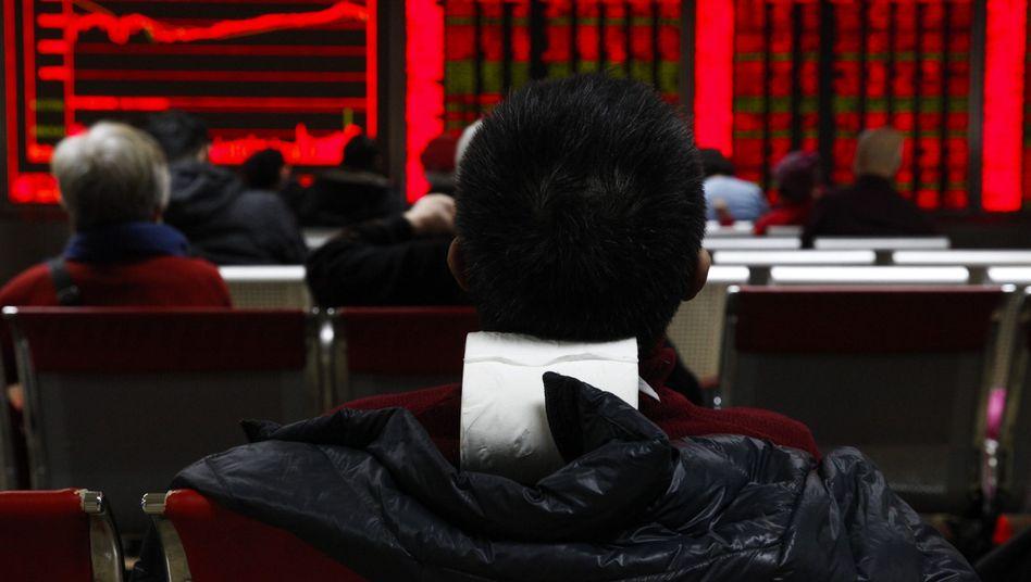 """Brokerbüro in China: """"Niemand weiß, was gerade Strategie ist"""""""