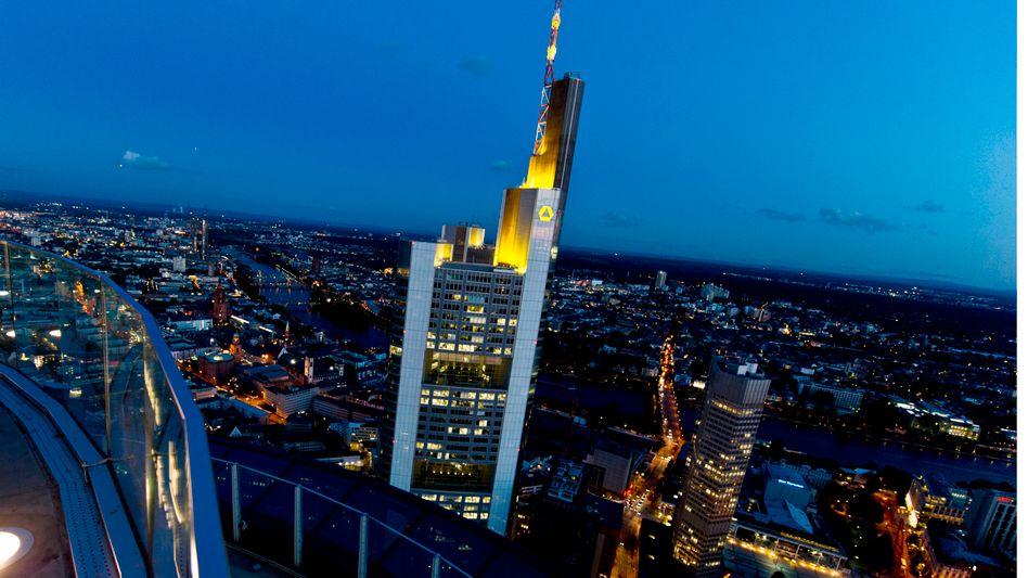 Commerzbank-Tower in Frankfurt: Trennt sich der Bund von den letzten Anteilen?