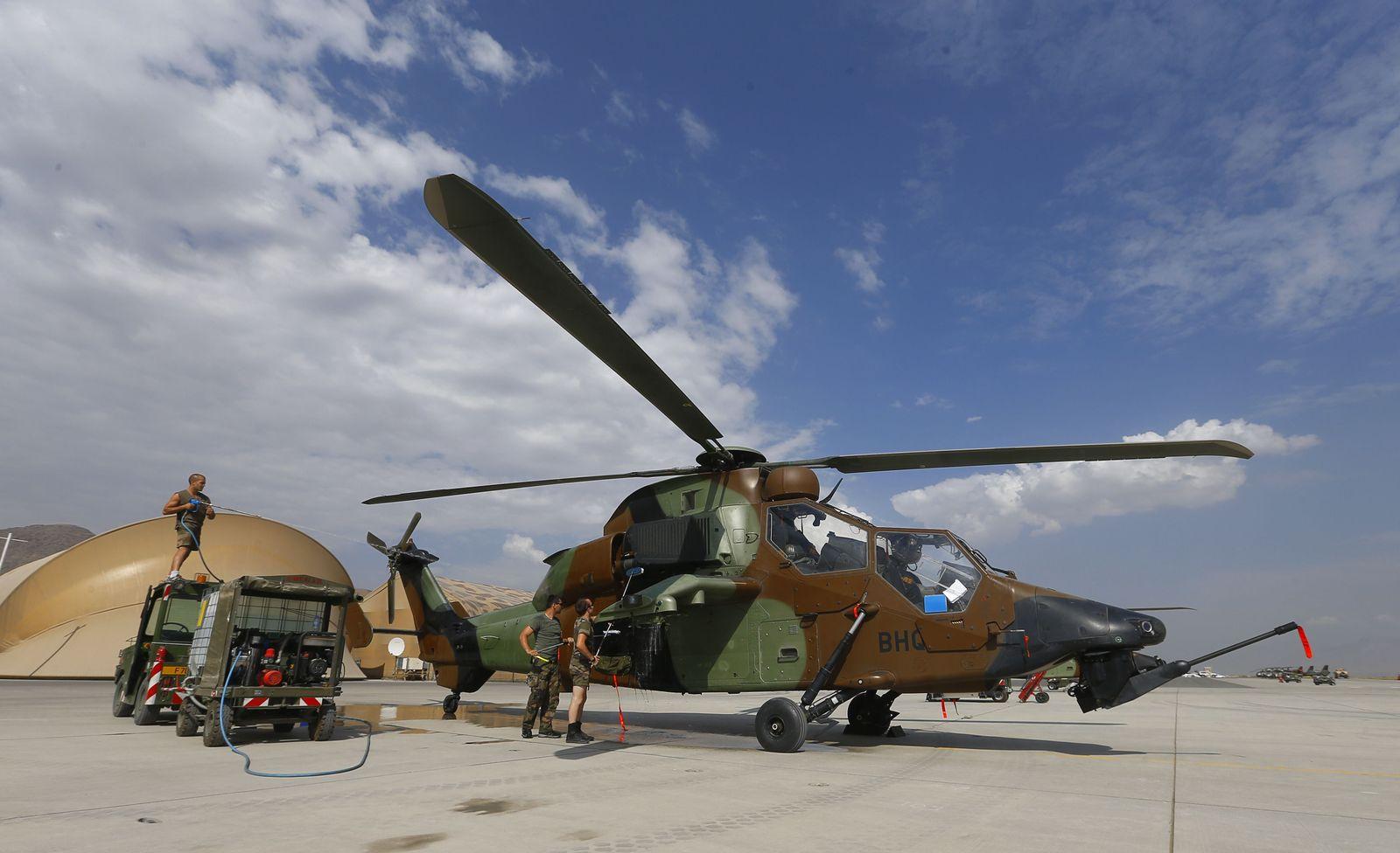 Afghanistan / Kabul / NATO