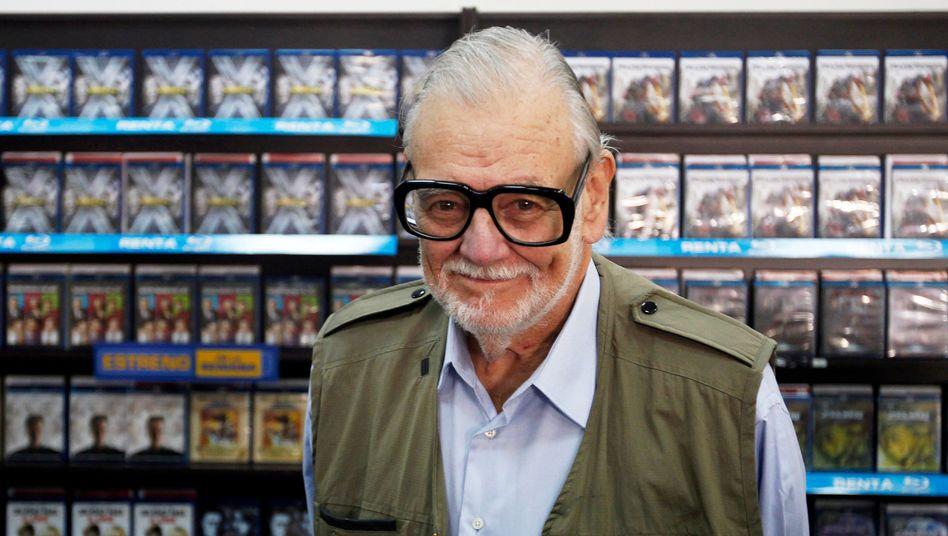 George Romero (im Oktober 2011)