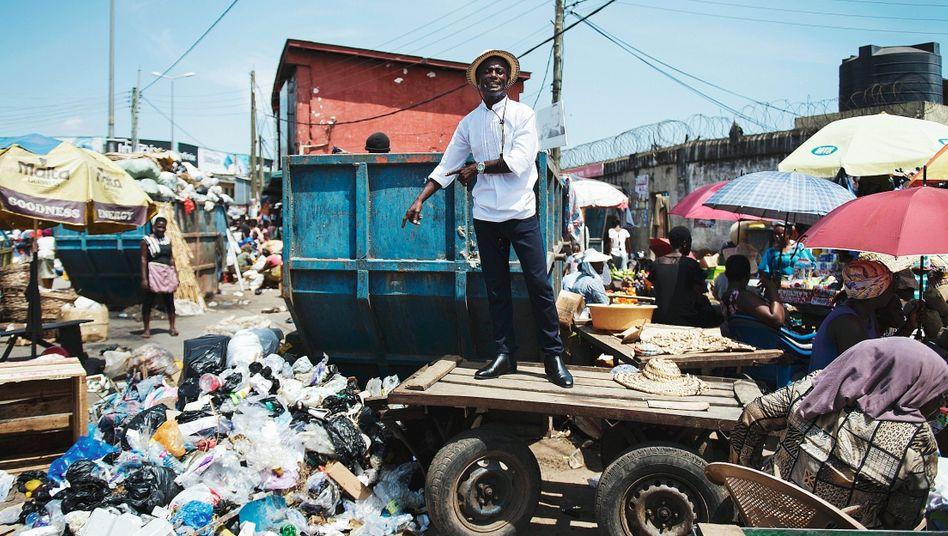 """Unternehmer Peddy in Takoradi:""""Es ist noch nicht zu spät"""""""