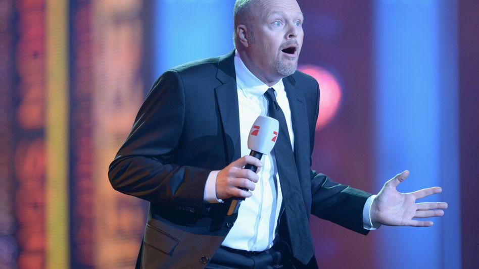 Entertainer Stefan Raab: Treue Fangemeinde