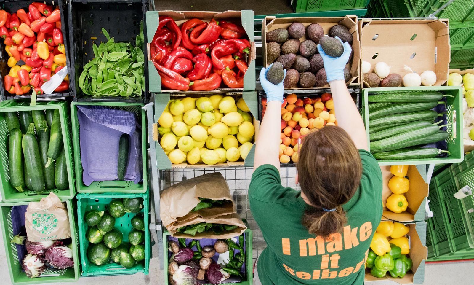 Bio-Lieferant «Gemüsekiste»