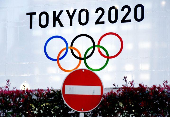 Ob die Pandemie besiegt ist oder nicht - die verschobenen Olympischen Sommerspiele von Tokio sollen 2021 definitiv stattfinden