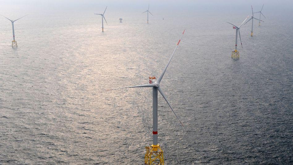 Offshore-Windpark Alpha Ventus: Ökonomischer Irrläufer?
