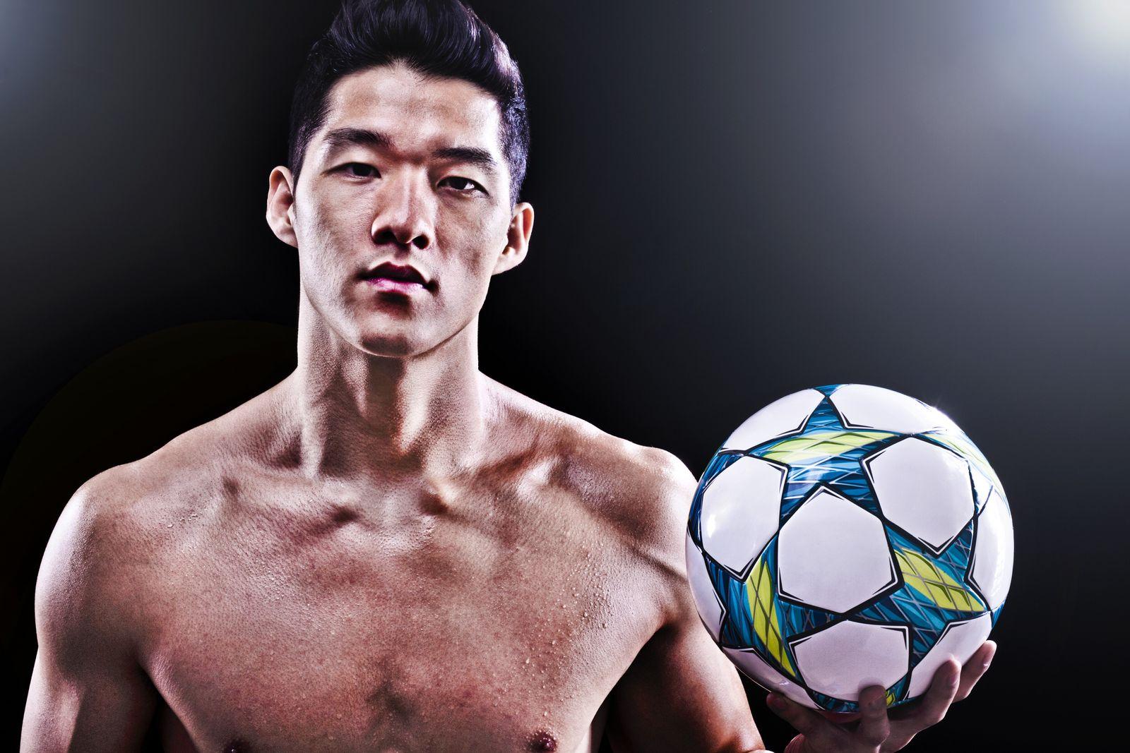 NICHT MEHR VERWENDEN! - Symbolbild Fussball / Homosexualität / Sexualität